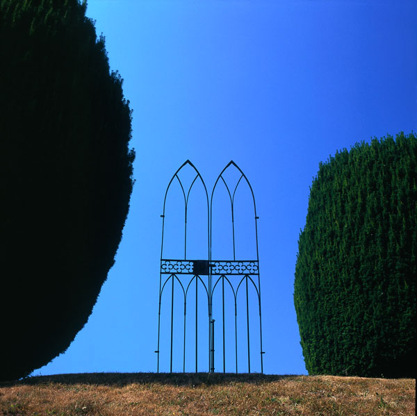 Orangery Gates