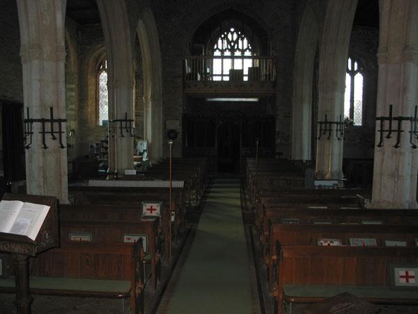 Dittisham Parish Church