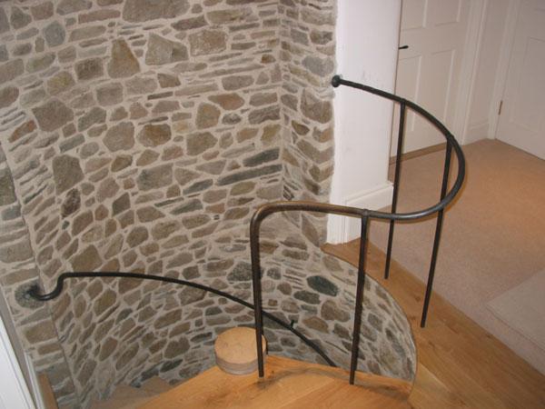 Shillingham Handrail