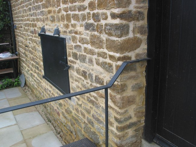 Flat Bar Handrails John Churchill