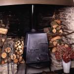 tripod stove